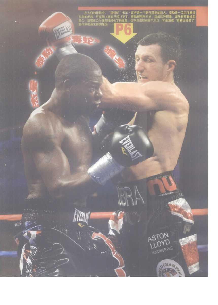 拳击与格斗2009年06期