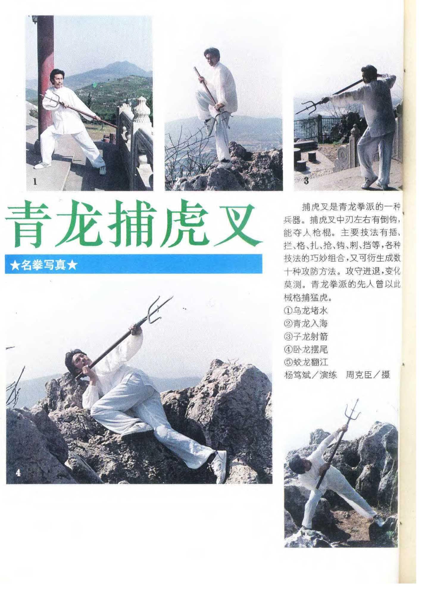 中华武术1994年06期